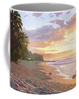 Sunset Beach - Oahu Coffee Mug