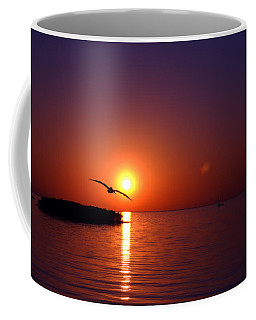 Sunset Blue Coffee Mug