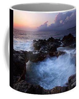 Sunset Churn Coffee Mug
