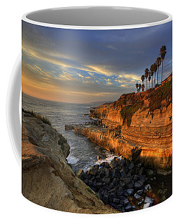Sunset Cliffs Coffee Mug