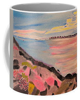 Sunset Contrasts Coffee Mug by Meryl Goudey