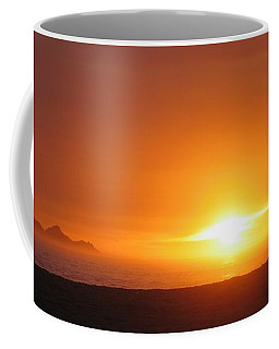 Sunset Cuddle Coffee Mug