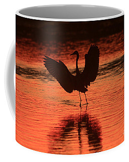 Sunset Dancer Coffee Mug
