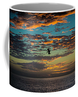 Sunset Dive Coffee Mug