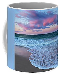 Sunset East Square Coffee Mug