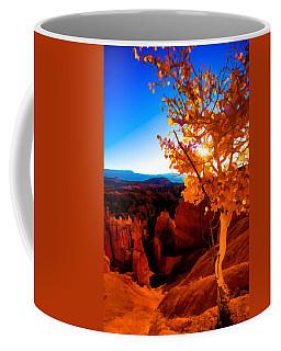 Sunset Fall Coffee Mug