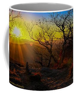 Sunset From Blood Mountain Coffee Mug