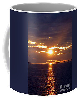 Sunset From Peace River Bridge Coffee Mug