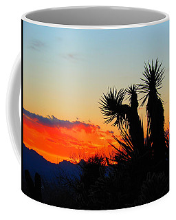 Sunset In Golden Valley Coffee Mug