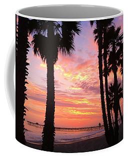 Sunset In San Clemente Coffee Mug