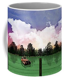 Sunset In The Boondocks Coffee Mug