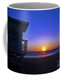 Sunset In Venice Coffee Mug