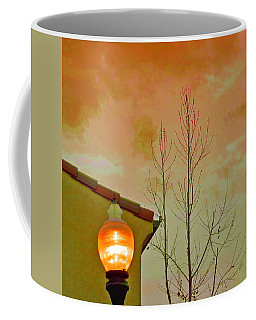 Sunset Lantern Coffee Mug