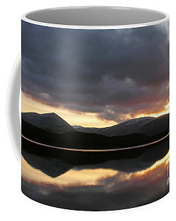 Sunset - Loch Morlich - Scotland Coffee Mug