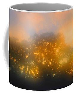 Sunset Mocks Sunrise Coffee Mug