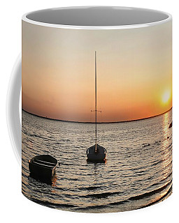 Sunset On Lbi Coffee Mug