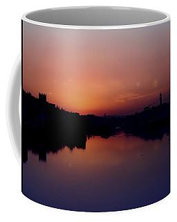 Sunset On The Arno Coffee Mug