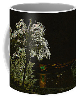 Coffee Mug featuring the photograph Sunset On Tioman Island by Sergey Lukashin