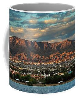 Sunset Over Havasu Coffee Mug