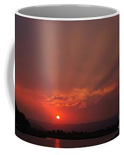 Sunset Over Hope Island 2 Coffee Mug