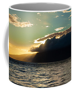 Sunset Over Lanai   Coffee Mug