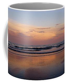 Sunset Over Long Sands Beach II Coffee Mug