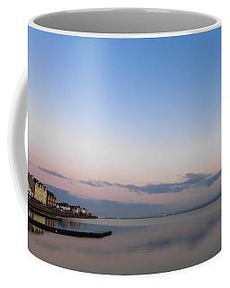 Sunset Over Marine Lake Coffee Mug