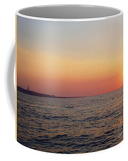 Sunset Over Montauk Coffee Mug