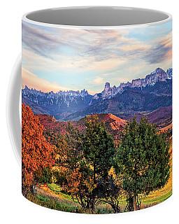 Sunset Over Owl Creek Pass Coffee Mug