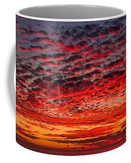 Sunset Over Saunder's Reef Coffee Mug