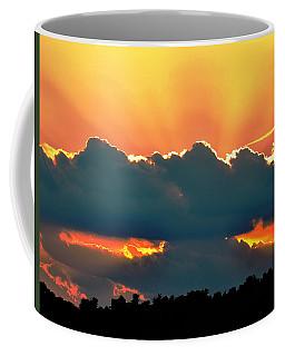 Sunset Over Southern Ohio Coffee Mug