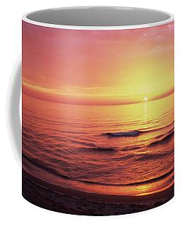Sunset Over The Sea, Venice Beach Coffee Mug