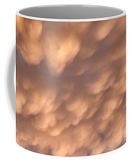 Coffee Mug featuring the photograph Sunset Pillows by William Selander