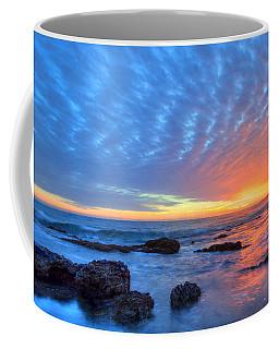 Sunset Reflections Newport Beach Coffee Mug