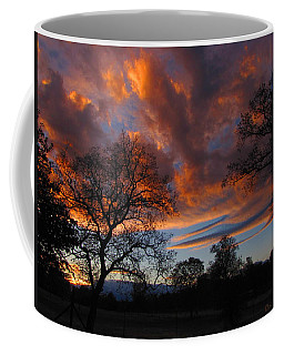 Sunset September 24 2013 Coffee Mug