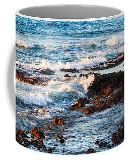 Sunset Shore Coffee Mug