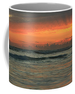 Coffee Mug featuring the photograph Carlsbad Starburst by John F Tsumas