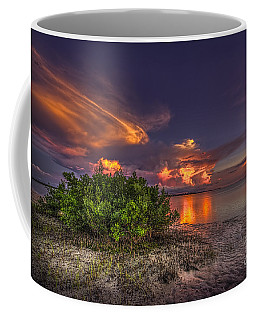 Sunset Thunder Storms Coffee Mug