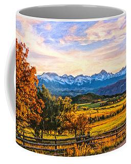 Sunset View Coffee Mug