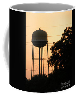 Sunset Water Tower Coffee Mug