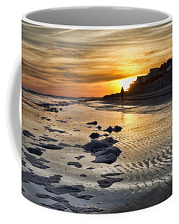 Sunset Wild Dunes Beach South Carolina Coffee Mug