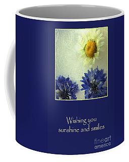 Coffee Mug featuring the photograph Sunshine And Smiles by Randi Grace Nilsberg