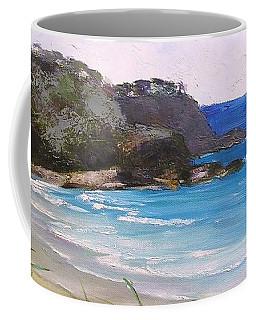 Sunshine Beach Qld Australia Coffee Mug by Chris Hobel