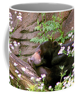 Sunshine Bear Coffee Mug by Adam Olsen