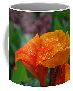 Coffee Mug featuring the photograph Sunshine From Within by Miguel Winterpacht