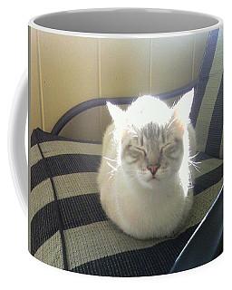 Sunshine Kitty Coffee Mug