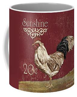 Sunshine Rooster Coffee Mug