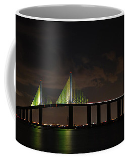 Sunshine Skyway Bridge Coffee Mug