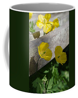 Sunshine Yellow Coffee Mug