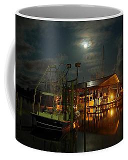 Super Moon At Nelsons Coffee Mug